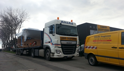 Road convoy multiplast